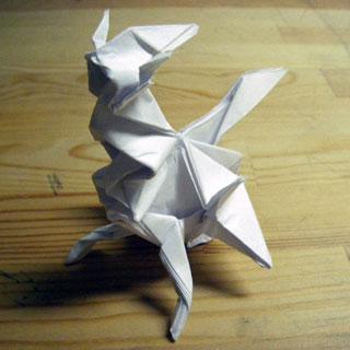 ハート 折り紙:折り紙 折り方 難しい 羊-ori.axono.jp