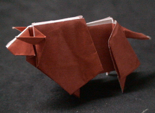 すべての折り紙 パンダ 折り紙 : 作り方《折り紙》 : 【折り紙 ...