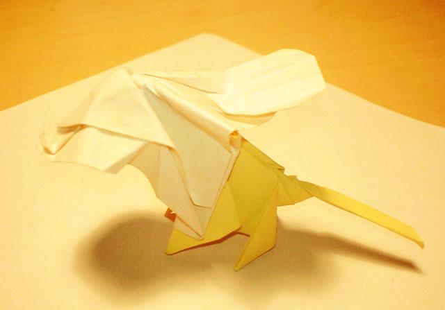 クリスマス 折り紙:折り紙 動物 折り方-matome.naver.jp